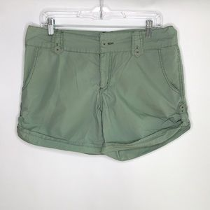 Mossimo womens cargo shorts sz:13